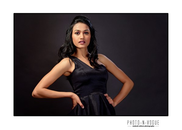 In Lens by Photo N Vogue: Priyanka Kumari, Miss TGPC Supermodel 2016