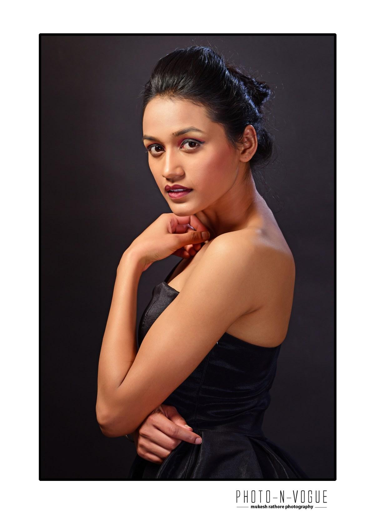 In Lens by Photo N Vogue: Priyanka Kumari, Miss TGPC Supermodel 2016