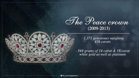 Peace crown by Diamond Nexus Labs