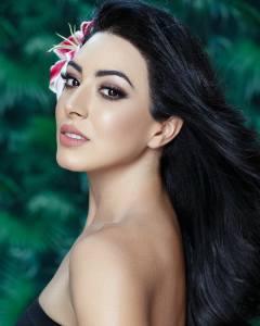 Karol Dayana Batista is representing Los Santos at Señorita Panama 2017