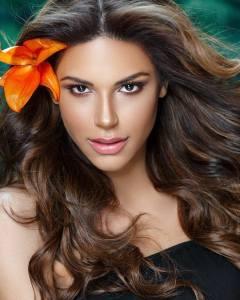 María Alejandra Tejada is representing Panamá Centro at Señorita Panama 2017