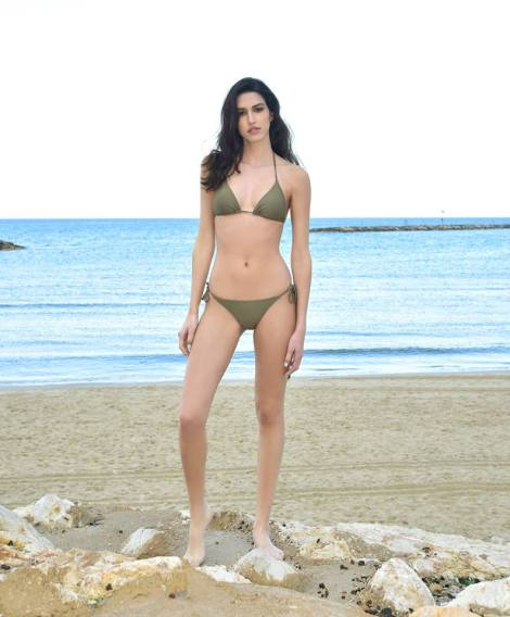 Rotem Rabi is Miss World Israel 2017