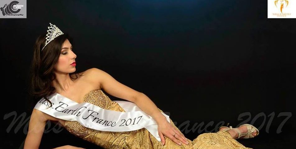 Sonia Mansour is chosen as Miss Earth France 2017