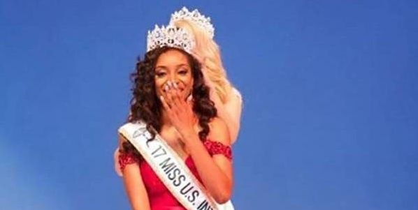 Shanel James is crowned as Miss International USA 2017!!!