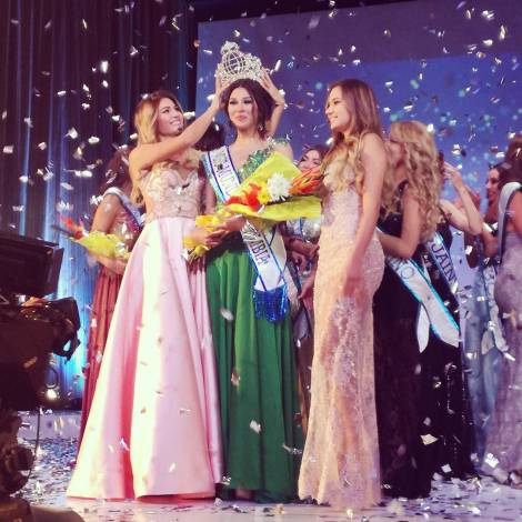Maria Beatriz Daza is Miss World Colombia 2017