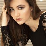 Deja Beqiri is a contestant at Miss Universe Albania 2017