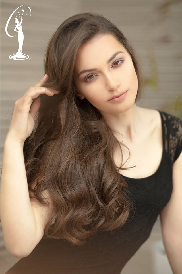 Emaunela Mraja is a contestant at Miss Universe Albania 2017