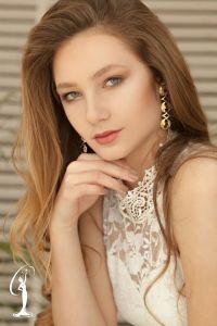 Ergi Bardhollari is a contestant at Miss Universe Albania 2017