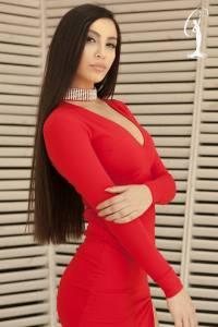 Eva Kokaj is a contestant at Miss Universe Albania 2017
