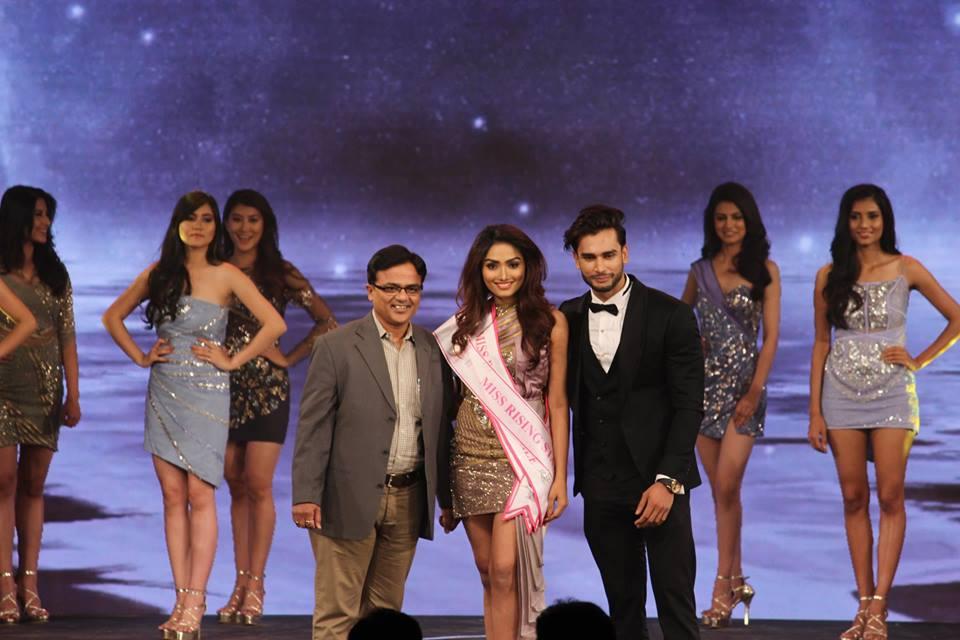 Miss Rising Star: Aishwarya Devan