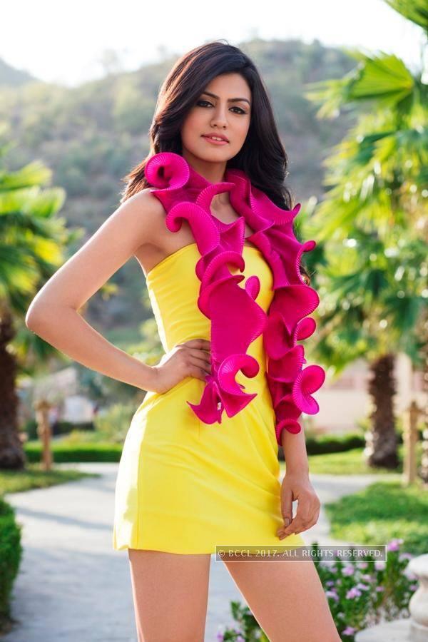fbb Colors Femina Miss India Sikkim 2017, Roshni Ghimirey