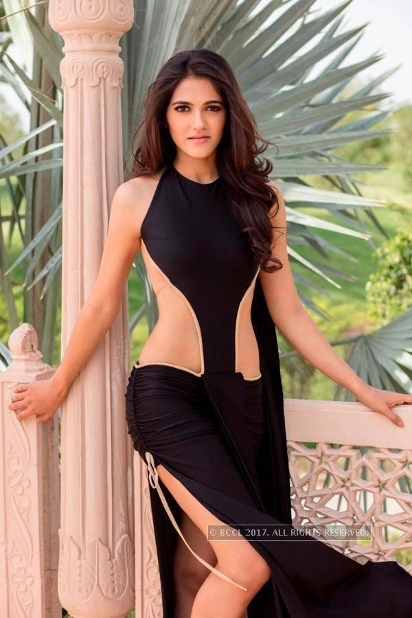 fbb Colors Femina Miss India Telangana 2017, Simran Choudhary