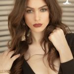 Zira Sabli is a contestant at Miss Universe Albania 2017