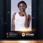 Akyere Rocksen is representing Ashanti region at Miss Universe Ghana 2017