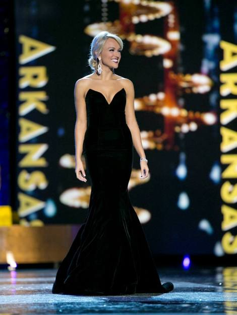 Who will succeed Miss America 2017, Savvy Shieldsof Arkansas as  Miss America 2018?