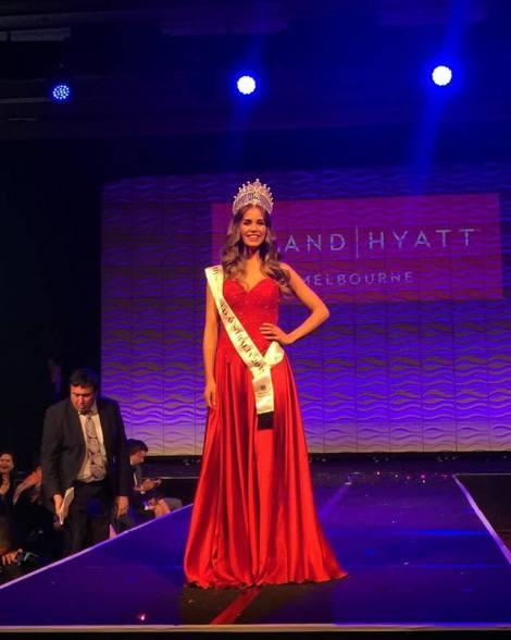 Miss World Australia 2017,Esma Voloder