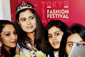 Pooja Sharma, Miss TGPC Elite 2016, wins fbb Campus Princess Lucknow 2018