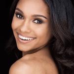 EMANII DAVIS (GA) is competing at America's Miss World 2017