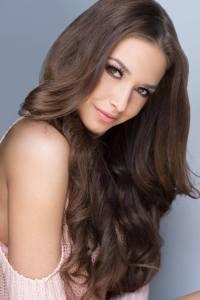 GRACEN GRAINGER is competing at Miss Teen World America 2017