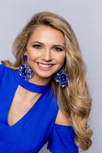 JILLIAN ELLIOTT is competing at Miss Teen World America 2017