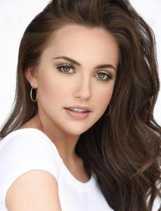 LAKEN GILES is competing at Miss Teen World America 2017