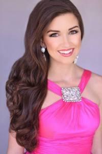 REBEKAH HOLSENBACK is competing at Miss Teen World America 2017