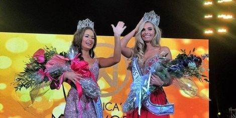 Gracen Grainger wins Miss Teen World America 2017