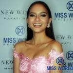 #26 Janela Joy Cuaton is competing at Miss World Philippines 2017