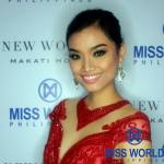 #27 Ella Eiveren Lubag is competing at Miss World Philippines 2017
