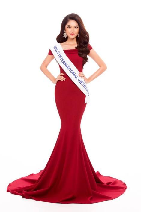 Miss Vietnam International 2017,Huỳnh Thị Thùy Dung