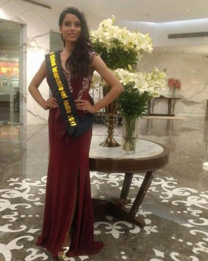 Bhairavi Burad, Miss Global International India 2017