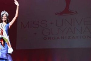 Rafieya Husain is Miss Universe Guyana 2017