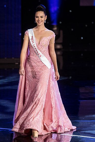 Miss World Philippines 2016, Catriona Gray