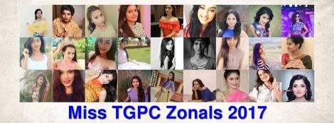 Miss TGPC Zonals 2017