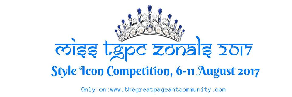 Miss TGPC 2017 Zonals Style Icon