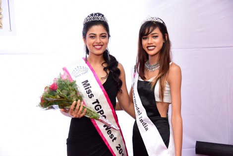 Siddhi Idnani crowned Miss TGPC West 2017.