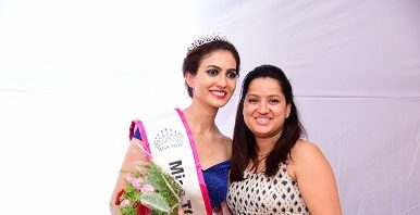 Tashi Bahuguna crowned as Miss TGPC North 2017