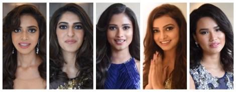 Miss Diva 2017 Introduction Videos