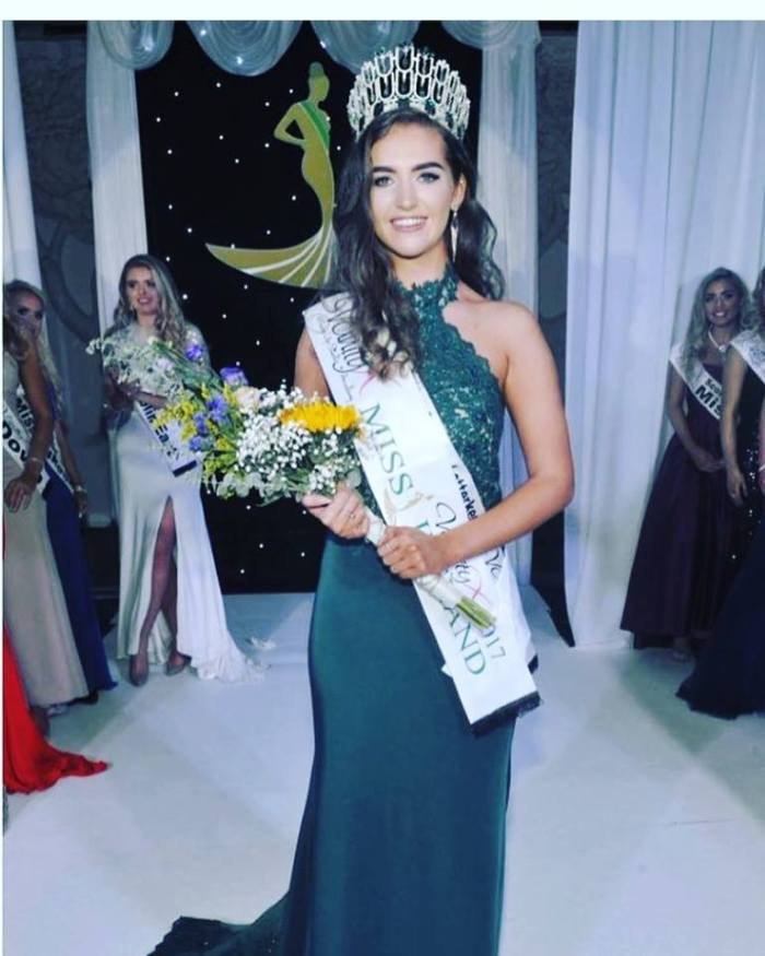 Lauren McDonagh crowned as Miss Ireland 2017