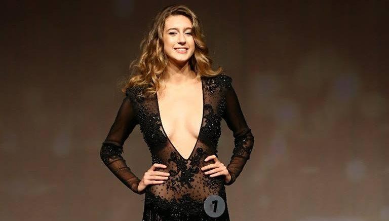 Itır Esen wins Miss World Turkey 2017
