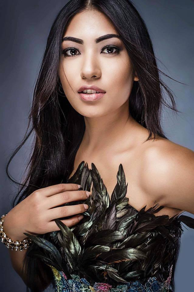 Nagma Shrestha will represent Nepal at Miss Universe 2017