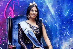 Nagma Shrestha will represent Nepal at Miss Universe 2017