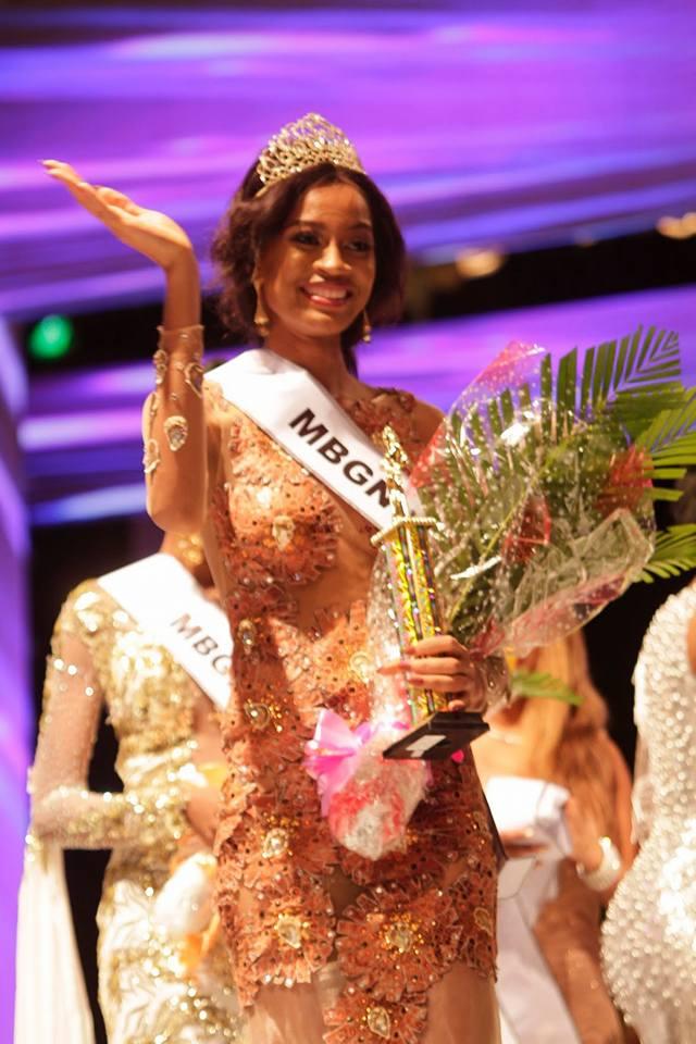 Ugochi Ihezue crowned as Miss World Nigeria 2017