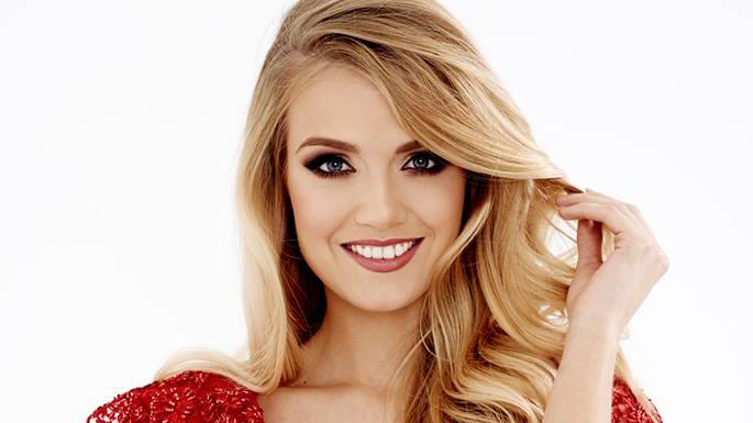 Katarzyna Włodarek is Miss Universe Poland 2017
