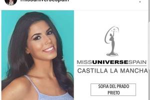 Sofía del Prado crowned as Miss Universe Spain 2017