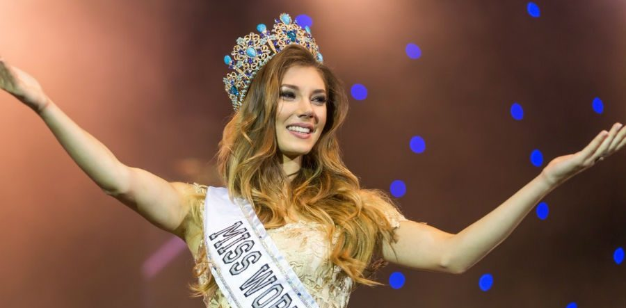 Maria Elisa Turian wins Miss World Spain 2017