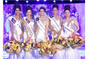 Dusheni De Silva wins Miss World Sri Lanka 2017