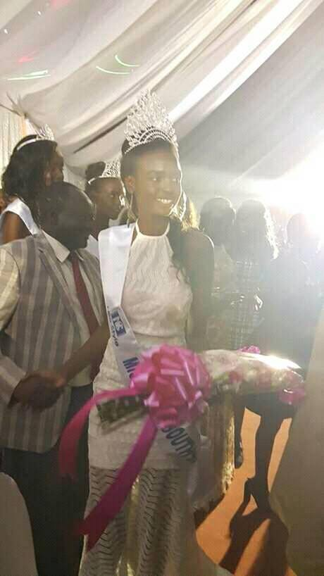 Christine Alual Longar wins Miss World South Sudan 2017