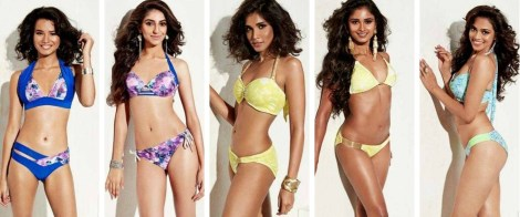 Miss Diva 2017 Bikini Shoot