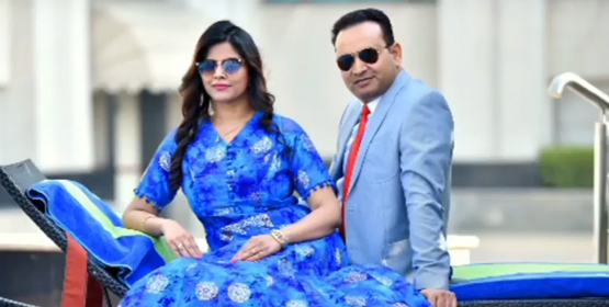 Ritika Vinay & Vinaya Yadawa